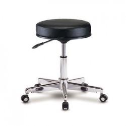 원형 바퀴의자